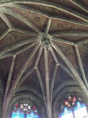 Eglise Saint-Nicolas -  Église Saint Nicolas de Châtillon-sur-Seine, France
