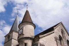 Eglise Saint-Nicolas -  St Nicholas' Church, Chatillon-sur Seine.