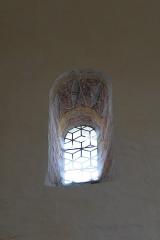 Eglise Saint-Vorles - Deutsch: Katholische Kirche St-Vorles in Châtillon-sur-Seine im Département Côte-d'Or (Bourgogne-Franche-Comté/Frankreich), Fenster