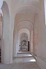 Eglise Saint-Vorles - Deutsch: St-Vorles de Châtillon-s-S, südöstl.Seitenschiff z.Querhaus