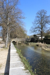 Pont, dit Pont des Boulangers - Français:   Châtillon-sur-Seine, Côte-d\'Or, Bourgogne, France