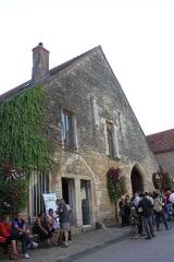 Pressoirs des ducs de Bourgogne et le bâtiment qui les renferme - Pressoir des ducs de Bourgogne, Chevigny, Côte-d'Or, Bourgogne, FRANCE