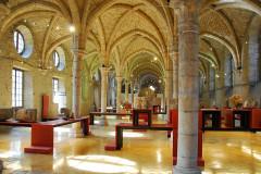 Ancienne abbaye Saint-Bénigne - Deutsch: St-Bénigne, Kunstmuseum, Kapitelsaal