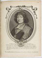 Ancienne abbaye Saint-Bénigne - French engraver, editor and printseller