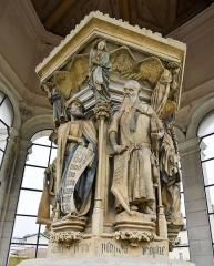 Ancienne chartreuse de Champmol, actuellement centre psychothérapique de Dijon - Dutch-French sculptor
