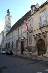 Collège des jésuites des Godrans - Vue de Dijon.