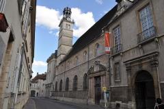 Collège des jésuites des Godrans - Bibliothèque municipale patrimoniale et d'études' de Dijon (Côte-d'Or).