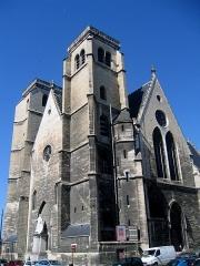Eglise Saint-Jean -  Bourgogne Dijon Eglise Saint-Jean 16072009