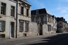 Hôtel des Barres - Français:   Vue de Dijon.