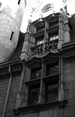 Hôtel Chambellan  dénommé également hôtel des ambassadeurs d'Angleterre - English: Dijon, Burgundy, FRANCE