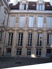 Ancien Hôtel Lemullier de Bressey - English: Dijon, Burgundy, France