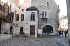 Maison dite Maison Millière - Français:   Vue de Dijon.
