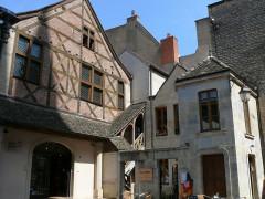 Maison dite Maison Millière - Français:   Dijon - Maison Millière
