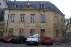 Palais de Justice - Vue de Dijon.