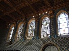 Palais de Justice - Palais de justice de Dijon, Dijon, Côte-d'Or, Bourgogne, FRANCE