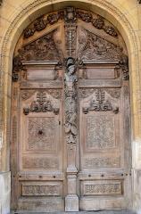 Palais de Justice - Palais de justice de Dijon - Porte d'Hugues Sambin