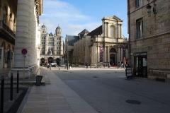 Théâtre - Français:   Vue de Dijon.