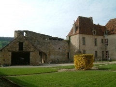 Château d'Eguilly - English: Eguilly castle, Burgundy, FRANCE.