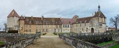 Château - Le Château d'Époisses.