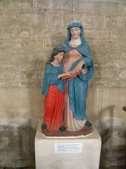 Eglise - Esperanto: Sankta Anna kaj Maria en la Preĝejo Sankta Marteno