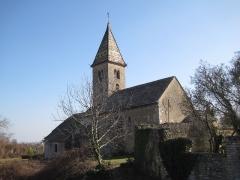 Chapelle de Fixey - Église Saint-Antoine de Fixey