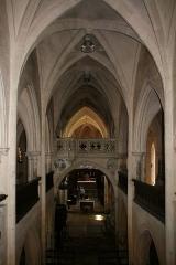 Eglise Saint-Genest -  Flavigny sur Ozerain Eglise Saint Genest Nef
