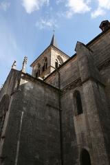 Eglise Saint-Genest - Flavigny-sur-Ozerain Eglise Saint Genest vue du clocher