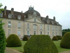 Château - English: Fontaine-Française castle, Fontaine-Française, Burgundy, FRANCE.