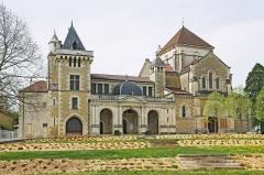 Couvent et Basilique Saint-Bernard - Couvent et basilique Saint-Bernard à Fontaine-lès-Dijon