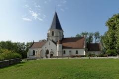 Eglise Saint-Bernard - Eglise paroissiale Saint Bernard, Fontaine lès Dijon