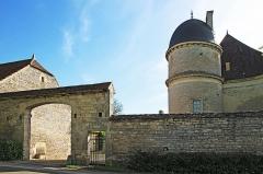 Château - Français:   Chateau de Jours-lès-Baigneux