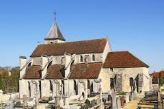 Eglise Saint-Pierre et Saint-Paul - English: Église Saint-Pierre de Minot