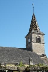 Eglise Saint-Germain d'Auxerre - Deutsch: Kirche Saint-Germain-d'Auxerre in Monthelie im Département Côte-d'Or (Bourgogne-Franche-Comté/Frankreich)