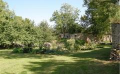 Château de Montfort (ruines) -  Jardin médiéval du château de Montfort