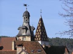 Beffroi - English: Belfry of Nuits-Saint-Georges