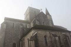 Eglise Saint-Symphorien - Église Saint-Symphorien de Nuits-Saint-Georges, Bourgogne, France