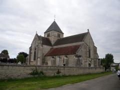 Eglise - Église de Rouvres-en-Plaine