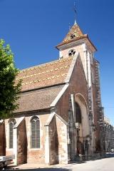 Eglise - Deutsch: St.-Jean-Baptiste von NO