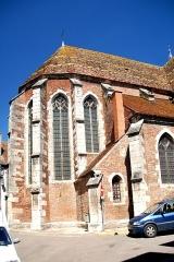Eglise - Deutsch: St.-Jean-Baptiste, Chor von NW