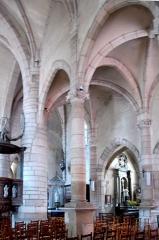Eglise - Deutsch: St.-Jean-Baptiste, nördliches Seitenschiff