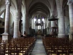 Eglise - English: Saint Jean-Baptiste Church, Saint-Jean-de-Losne,  Burgundy, FRANCE