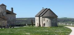 Château -  Salmaise, Cote-d'Or, Bourgogne, France