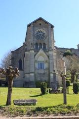 Eglise Notre-Dame -  Salmaise, Cote-d'Or, Bourgogne, France