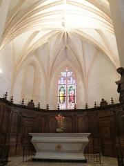 Eglise du hameau de Saint-Jean - English: Santenay (Côte-d'Or, Bourgogne, France). Église Saint-Jean-de-Narosse, dans le hameau de Saint-Jean.