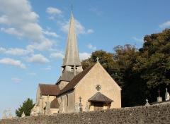 Eglise Saint-Saturnin -  Saulieu, Côte d'Or, France