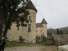 Château et petit château - Français:   Château de Savigny-lès-Beaune