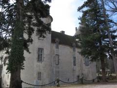 Château et petit château - Français:   Château de Savigny-lès-Beaune - Bourgogne