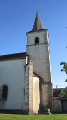Eglise - Français:   Eglise de Savoisy (Côte-d\'Or)