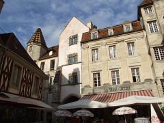 Demeure des Gouverneurs - English: Semur-en-Auxois,  Burgundy, FRANCE