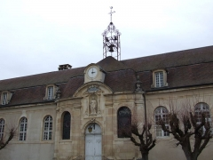 Ancien hôpital - English: Semur-en-Auxois,  Burgundy, FRANCE